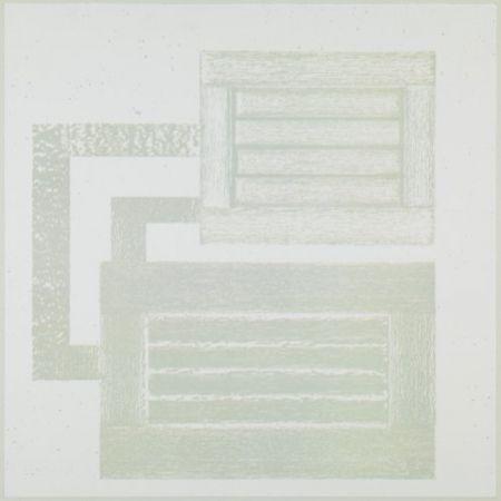 リトグラフ Halley - S/T 2