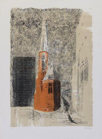 リトグラフ Piper - St Mary's Paddington