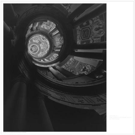 リトグラフ Sugimoto - Staircase at Villa Farnese