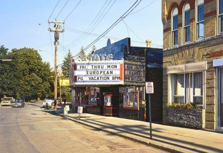 シルクスクリーン Cone - State Theatre