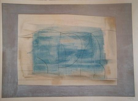 リトグラフ Nicholson - Still Life
