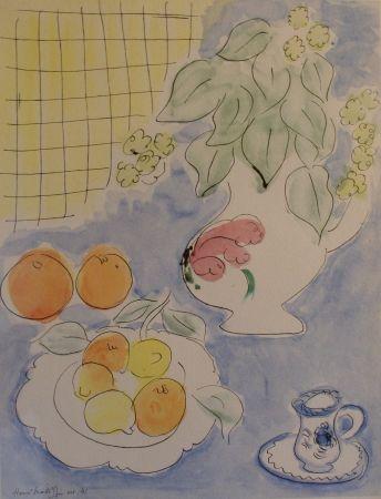 リトグラフ Matisse - Still life