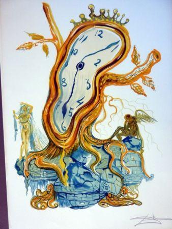 リトグラフ Dali - Stillness Of Time