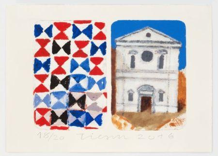 技術的なありません Tilson - Stones Of Venice, San Sebastiano