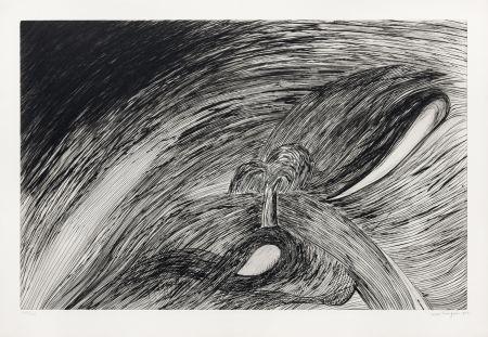 彫版 Bourgeois - Storm at St Honoré