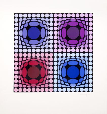 多数の Vasarely - Stri-arch