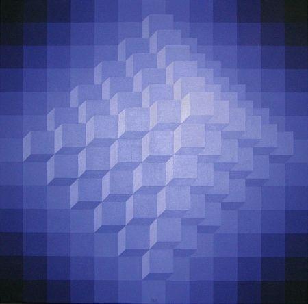 技術的なありません Yvaral - Structure Cubique B