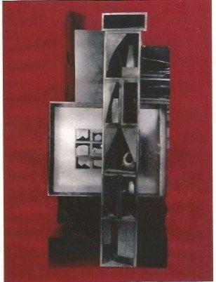 オフセット Nevelson - Studio I