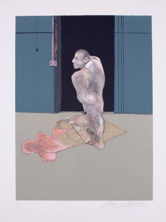リトグラフ Bacon -  Study for a portrait of John Edwards