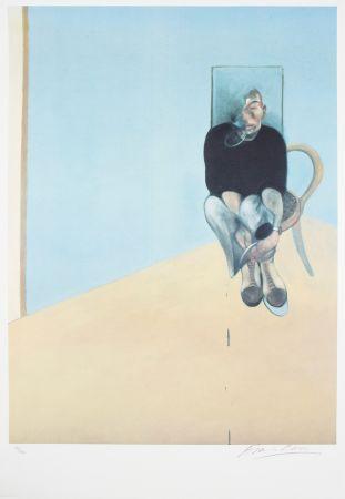 オフセット Bacon - Study For Selfportrait, 1984