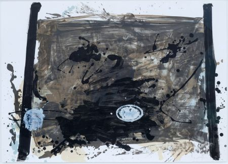 リトグラフ Tapies - Suite 63 X 90 (No 2)