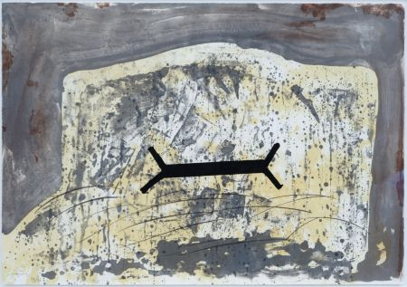 リトグラフ Tapies - Suite 63 X 90 (No 6)