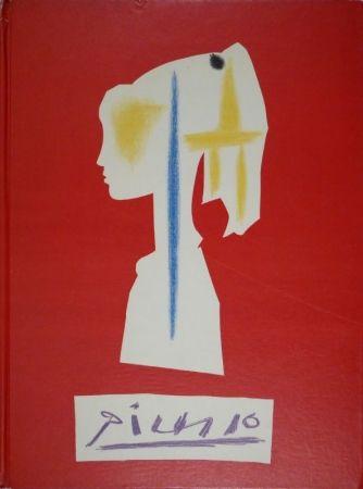 挿絵入り本 Picasso - Suite de 180 dessins de Picasso. Picasso and the Human Comedy. A Suite of 180 drawings by Picasso