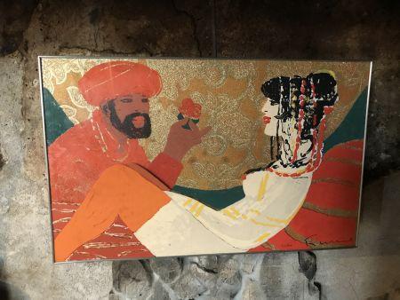 多数の Fiume - Sultano e Odalisca