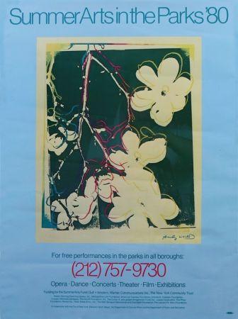 オフセット Warhol - Summer Arts in the Parks