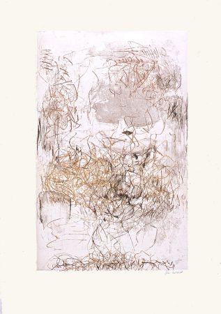 エッチングと アクチアント Mitchell - Sunflowers 7