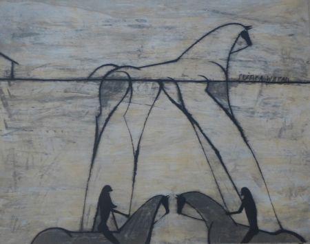 彫版 Bedia - Sunka Wakan