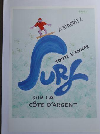 掲示 Savignac - Surf à Biarritz toute l'année sur la côte d'argent