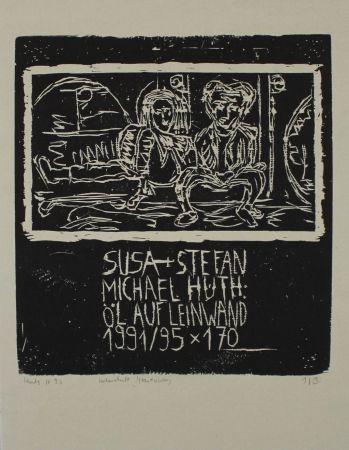 木版 Huth - Susa + Stefan