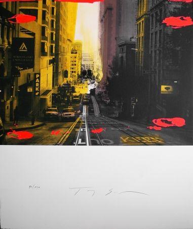 リトグラフ Soulie - SUTTER LITHOGRAPHIE de TONY SOULIE