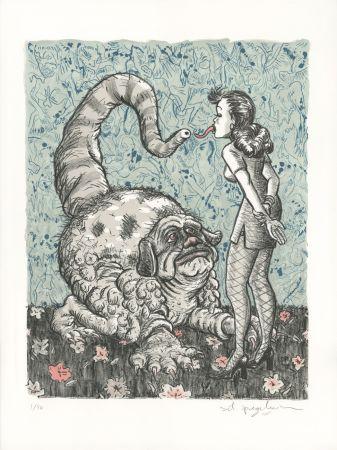 リトグラフ Spiegelman - Sweet and Somber