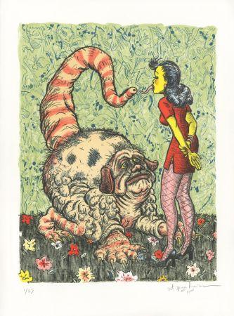 リトグラフ Spiegelman - Sweet and Sour