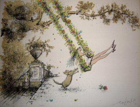 リトグラフ Searle - Swingtime