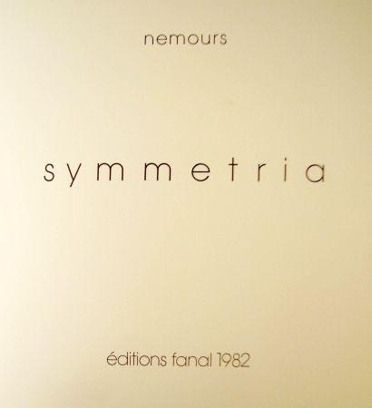 挿絵入り本 Nemours - Symmetria