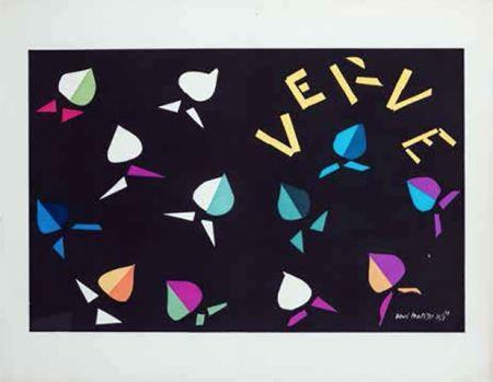 リトグラフ Matisse -