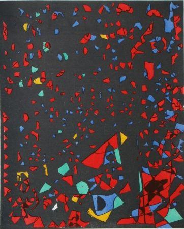 ステンシル Zeid - Témoignages pour l'art abstrait