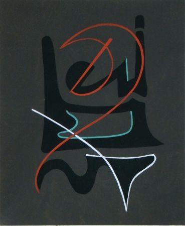 ステンシル Domela - Témoignages pour l'art abstrait