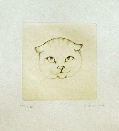 彫版 Fini - Tête De Chat