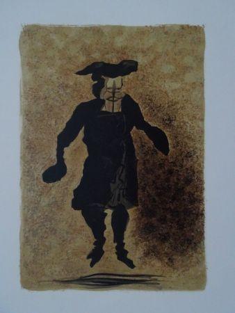 リトグラフ Braque - Tartuffe