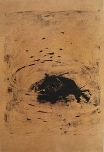 リトグラフ Barcelo - Taureau
