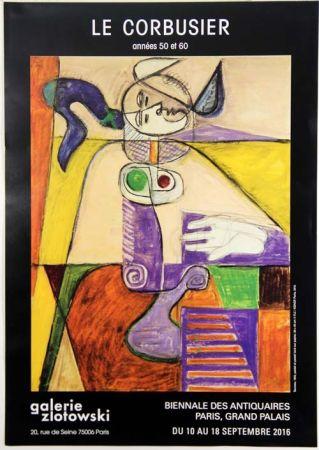 オフセット Le Corbusier - Taureau  Galerie Zlotowski
