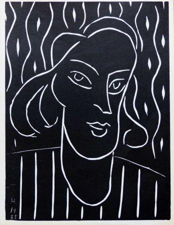 リノリウム彫版 Matisse - TEENY