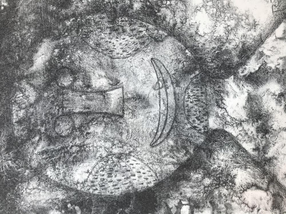 リトグラフ Tamayo - TETE