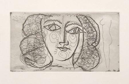 技術的なありません Picasso -  Tete de femme de face (Small))