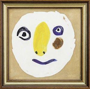 セラミック Picasso - Tete Polychrome