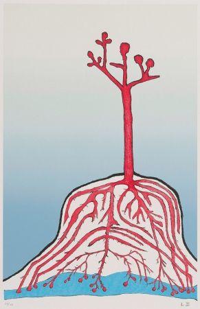 リトグラフ Bourgeois - The Ainu Tree