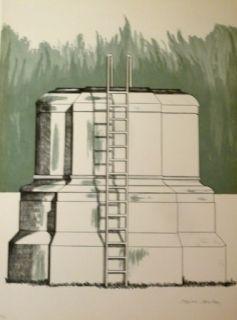 リトグラフ Campeny - THE ASCENT