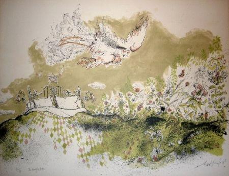 リトグラフ Searle - The beautiful dream