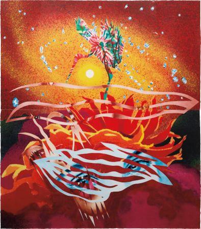 技術的なありません Rosenquist - The Bird of Paradise Approaches the Hot Water Planet, from Welcome to the Water Planet Series