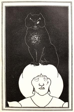 Relief Beardsley - The black Cat