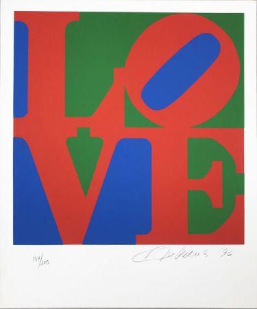 シルクスクリーン Indiana - The Book of Love 7