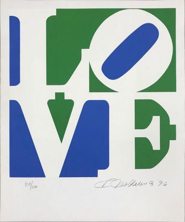 シルクスクリーン Indiana - The Book of Love 8