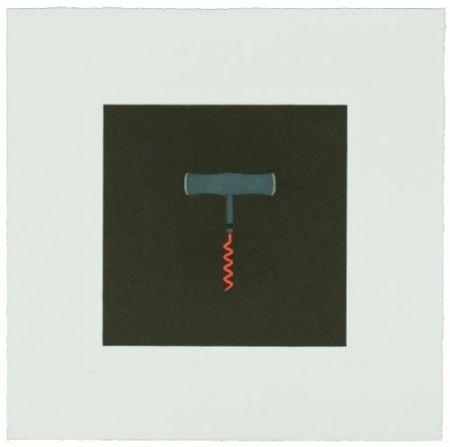 彫版 Craig-Martin - The Catalan Suite I - Corkscrew