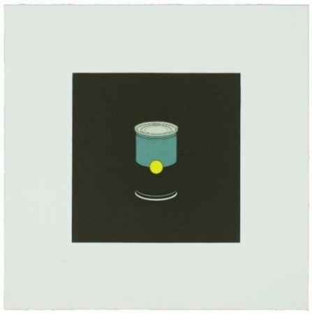 彫版 Craig-Martin - The Catalan Suite I - Soup Can