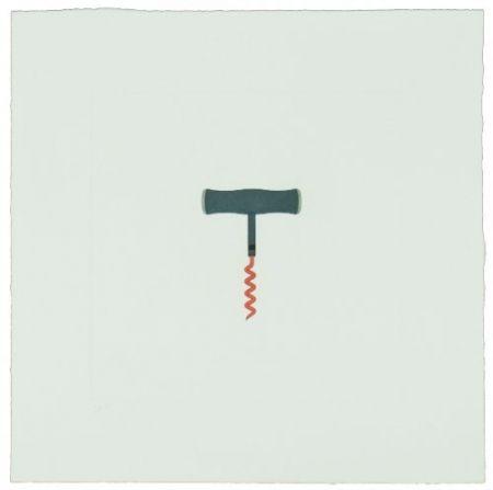 彫版 Craig-Martin - The Catalan Suite II - Corkscrew