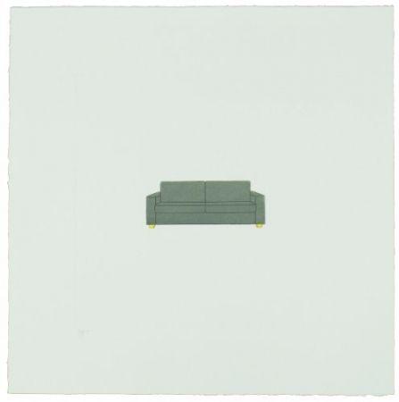 彫版 Craig-Martin - The Catalan Suite II - Sofa